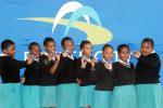 BRIDGE CITY SHOPPING CENTRE DONATES MEMEZA PERSONAL SAFETY ALARMS TO GIRLS ATTENDING BUHLEBETHU PRIMARY SCHOOL, KWAMASHU